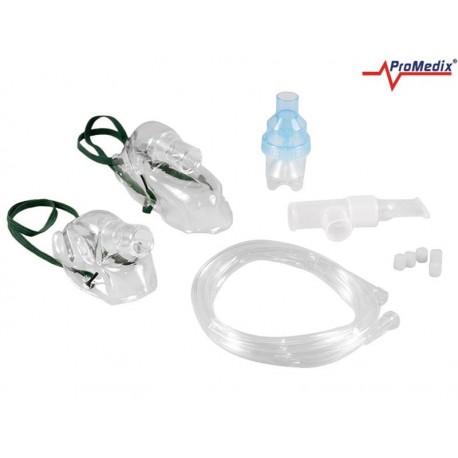 Inhalator kompresorowy ProMedix PR-800 ( biały niebieski )