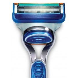 Maszynka do golenia GILLETTE Fusion + 3 wkłady