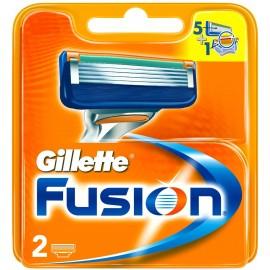 Wkłady do maszynki GILLETTE Fusion 2 sztuki