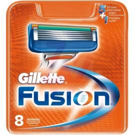 Wkłady do maszynki GILLETTE Fusion 8 sztuk
