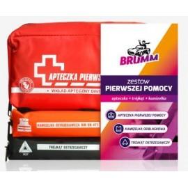 Zestaw pierwszej pomocy BRUMM